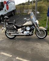 Yamaha drag star 1100 Classic