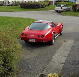 Corvette c3  L82