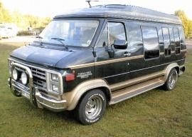 Chevrolet Van