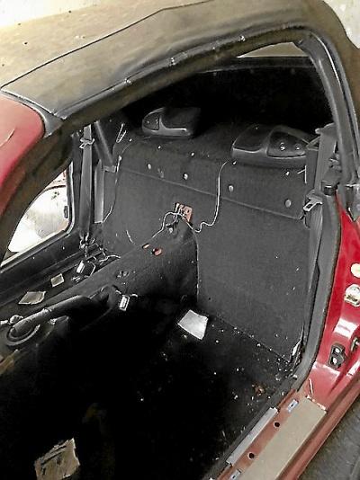 Mazda Miata kaross