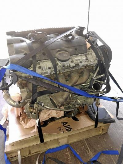 Defekt volvomotor 2.5FT, 231 hk, 6300 mil, -11