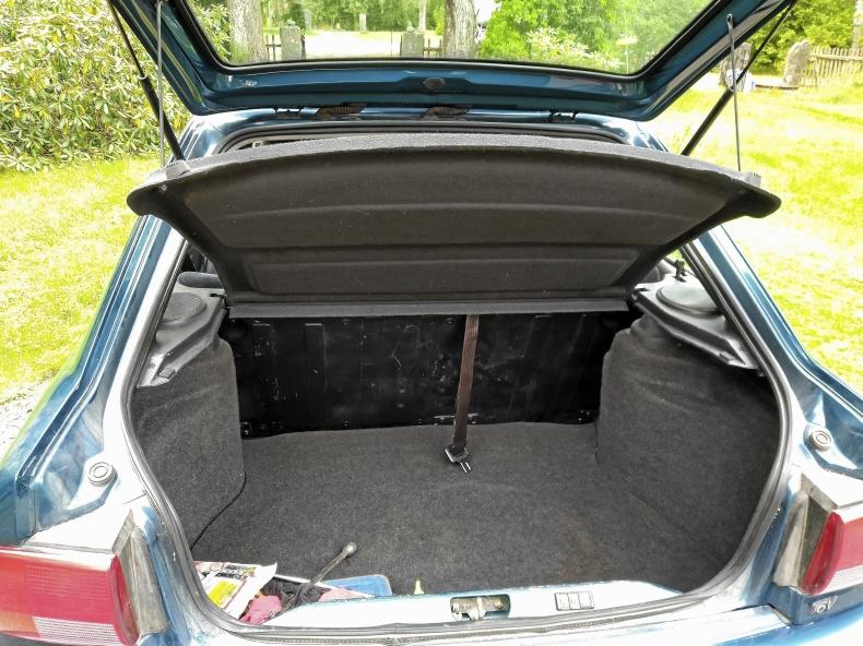 Ford Escort Rally Sport 1.8 CLX