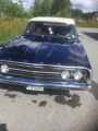 Ford Fairlane 500 cab