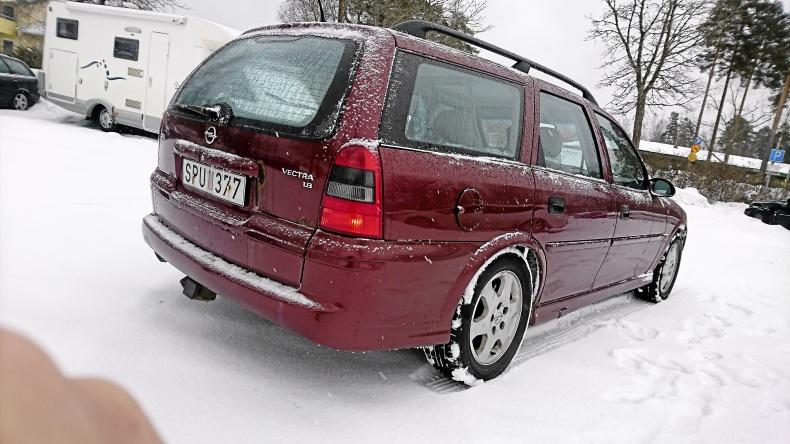 Opel Vectra 1.6 kombi