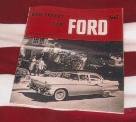 Kör säkert kör Ford 56