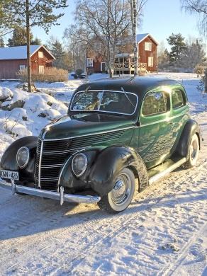 Ford Tudor special
