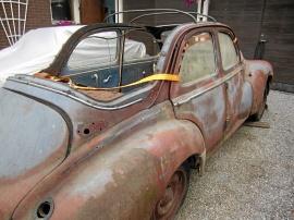 Peugeot 203 Cab Decouvrable