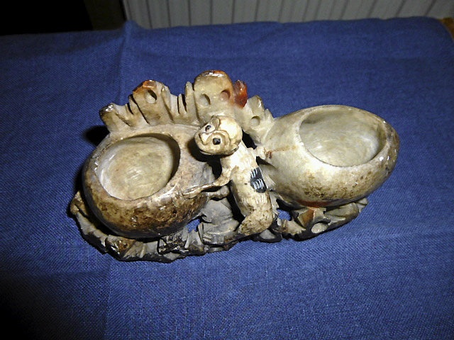SOAPSTONE-CARVINGS