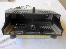 Bilhållare för transistorn