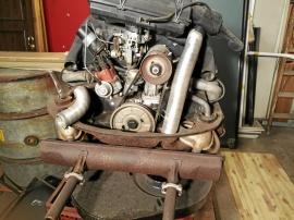 VW 1302 motor