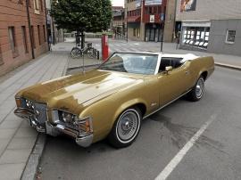 Mercury Cougar XR7 351