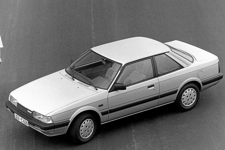Mazda 626 GT Coupé