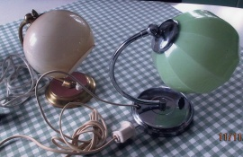 Vägg- och bordslampor