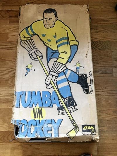 Hockey spel
