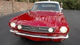 Ford Mustang V8 289 C4 Autom.Servo,EL suflett