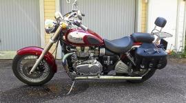Triumph Bonneville American