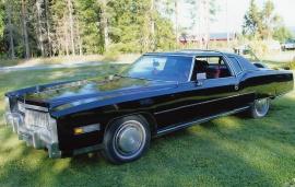 Cadillac Eldorado 2-dr. Coupe