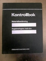 KONTROLLBOK VÅRD 80
