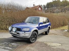 Toyota Rav 4WD
