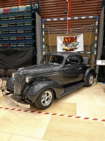 Chevrolet De Luxe Sport Coupe
