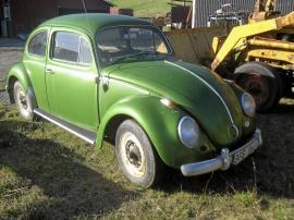 Volkswagen Folkvagn 1200
