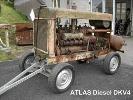 Dieselkompressor