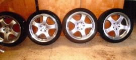 Hjul Mercedes-Benz