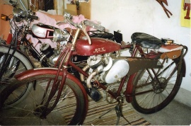 Delar 98-120 cc
