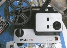 Bauer projektor