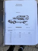 Volvo reservdelskataloger