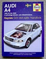 Gör-det-själv-handbok AUDI A4