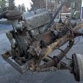 Motorer Scania 1950-tal