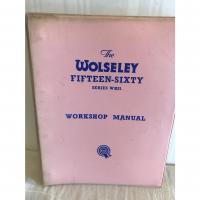Verkstadshandbok Wolseley 15/60