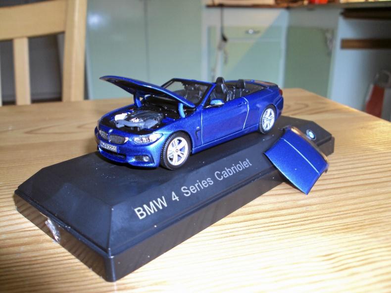 BMW Series Cabriolet Skala 1:43