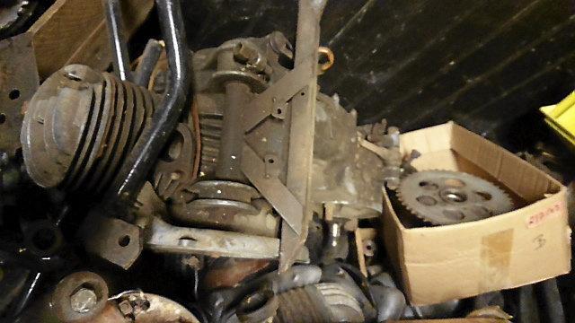 Vespa och Lambretta motorer