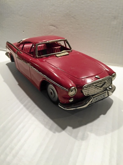 Volvo P 1800 by SSS Japan 60-tal