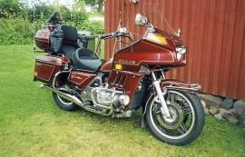 Honda Gold Wing Aspencade 1100 GL