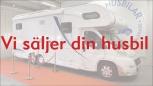 Sälj husbilen genom Sveriges största husbilsmäklare - Svea Husbilar