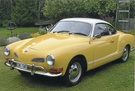 mobile_VW Karmann Ghia