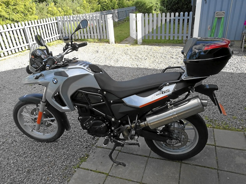 mobile_BMW F 650 GS