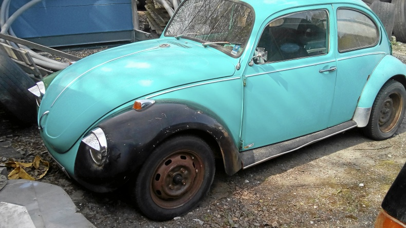 VW Bubbla