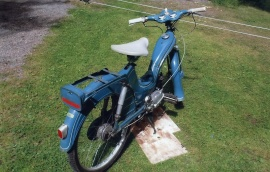 Moped Victoria
