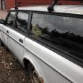 Volvo 245  5 VÄXLAD DRAG