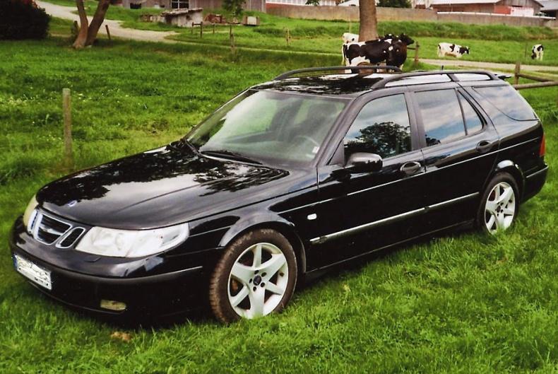 Saab 2 st dieslar