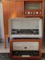 Radiogrammofon och radioapparater
