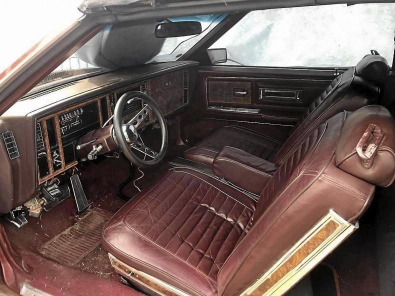 Buick Riviera convertible