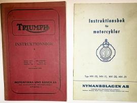 TRIUMPH  -  NV