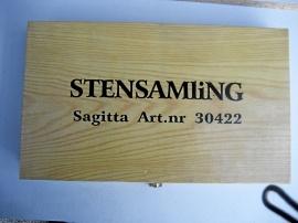 Stensamling från Sagitta
