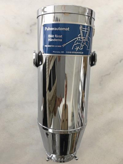 Nicroma pulverautomat