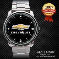 Bilmärkes Klocka Chevrolet